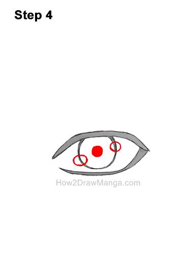 How to Draw a Manga Eye Anime Adult Man Male Boy Guy 4